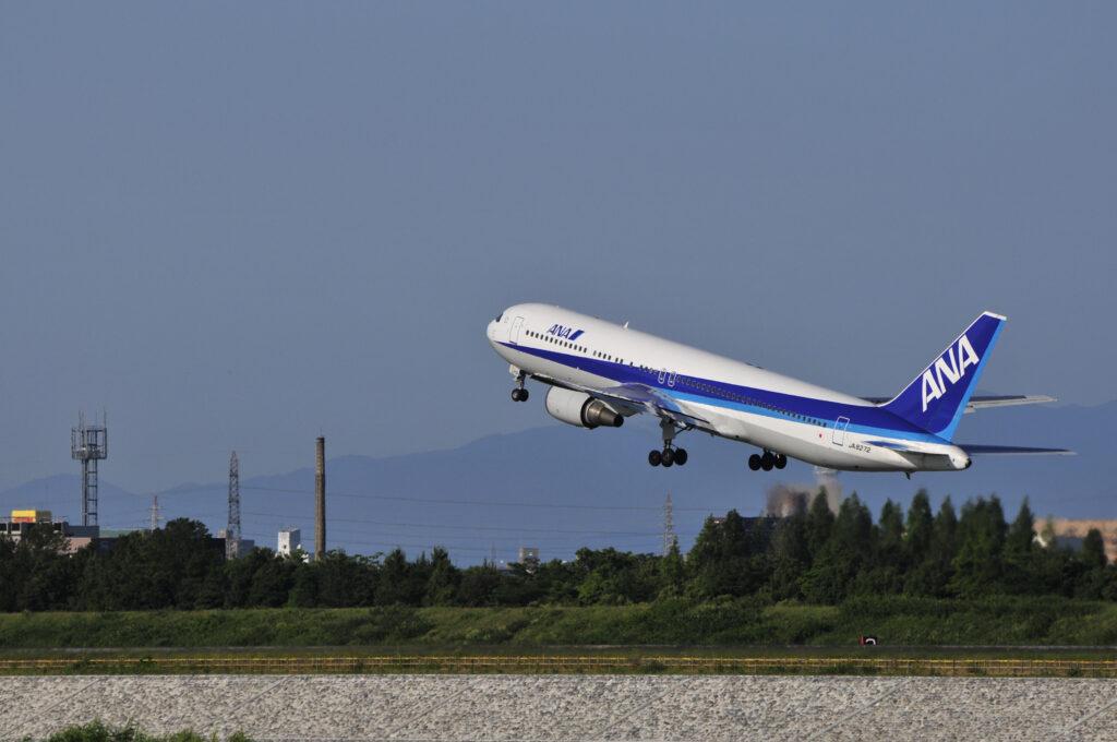 大田区には羽田空港がありますね。写真は羽田空港ではございません。